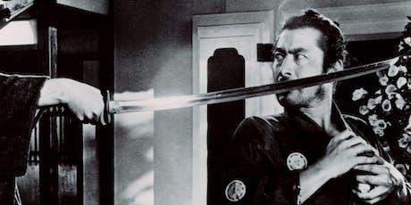 35mm Akira Kurosawa's SANJURO at the Vista, Los Feliz tickets