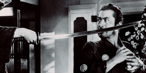 35mm Akira Kurosawa's SANJURO at the Vista, Los Feliz