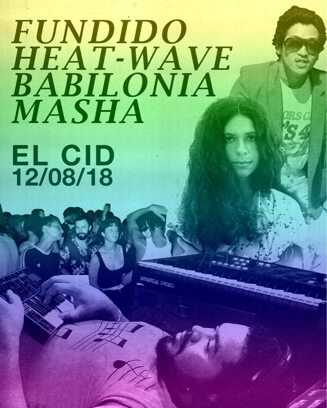 Fundido / Heat-Wave / Babilonia / Masha - Holiday Party