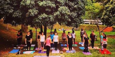 Retiro de Yoga e meditação na Serra