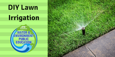 DIY Lawn Irrigation
