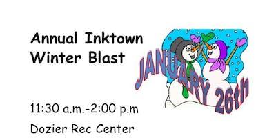Inktown Winter Blast