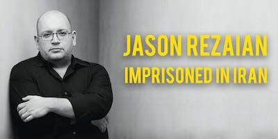 Jason Rezaian: Imprisoned in Iran