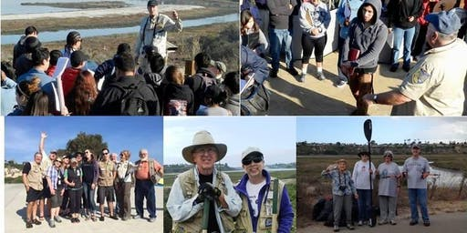 Newport Bay Conservancy & OC Parks Volunteer Training 2019