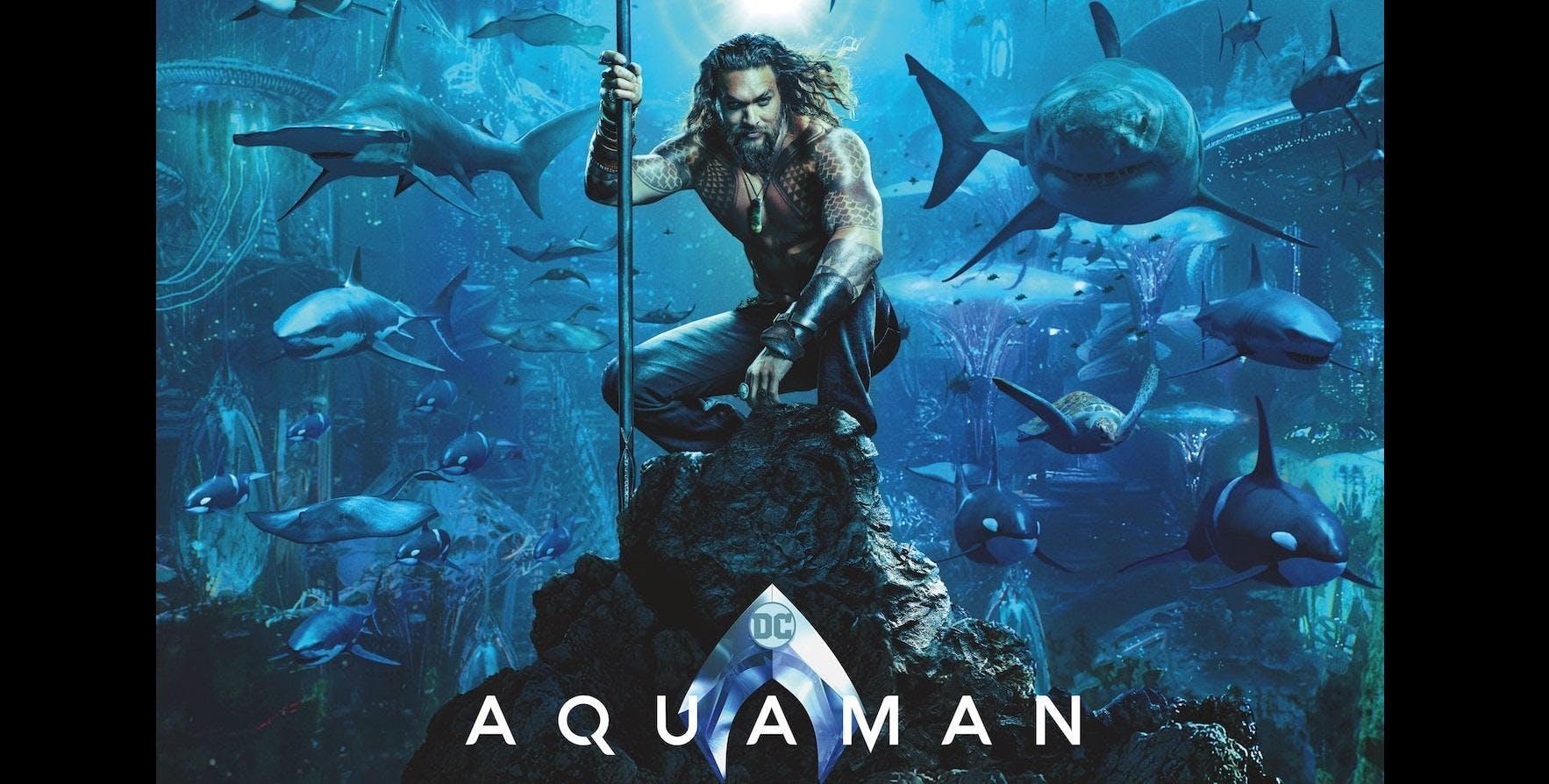 Aquaman - Just VU-ing