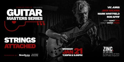 Guitar Masters Series: Strings Attached