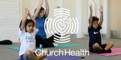 Yoga For Children age 4-6   Winter 2019