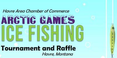 Havre Chamber Arctic Games Ice Fishing Tournament
