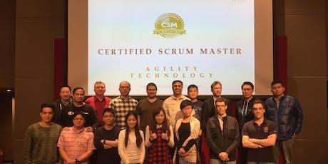 Certified Scrum Master Training in Washington DC tickets