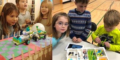 Anne McClymont Elementary Kindergarten to Grade 1 Robotics