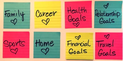 Vision Board 2019 - Business & Personal Goals