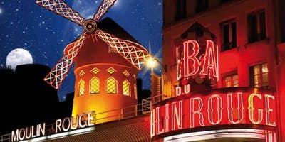 New Year's Eve of Eve at the Moulin Rouge!