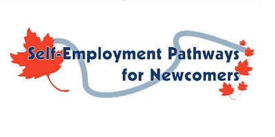 Self-Employment Pathways for Newcomers Workshops at Aurora Public Library