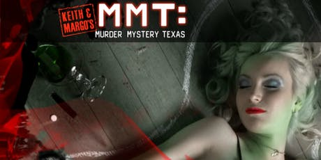 Keith & Margo's MURDER MYSTERY DALLAS: The Immersive Dinner Theatre Experience at The Old Mill tickets