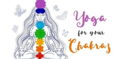 Yoga and Chakra Balancing ~ Asanas & Essential Oils