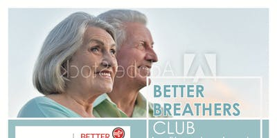 Better Breathers Club Luncheon and Seminar