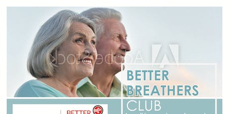 Better Breathers Club Luncheon and Seminar  tickets