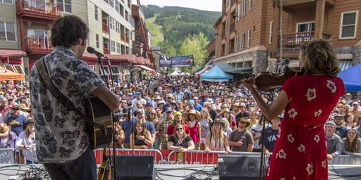 Keystone's Bluegrass and Beer Festival - August 3 & 4, 2019: 1PM-5PM Daily