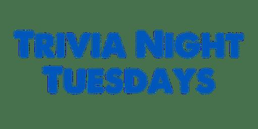 Trivia Night Tuesdays