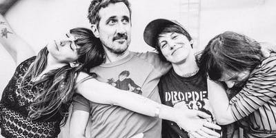 TROPICAL FUCK STORM (single tour)