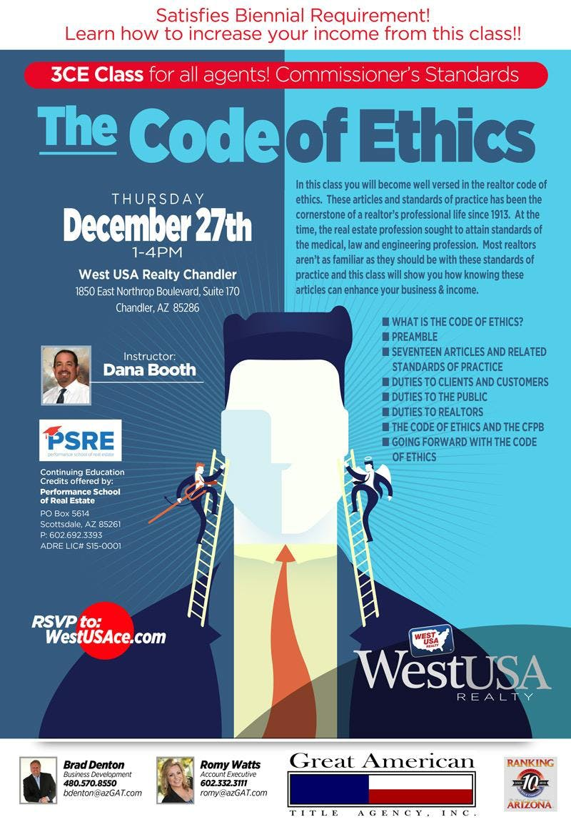 Code of Ethics (3 CE Hours)