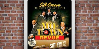 Silk Groove Motown Revue