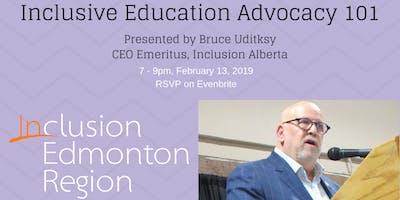 Inclusive Education Advocacy 101
