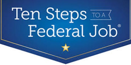 Ten Steps to a Federal Job tickets