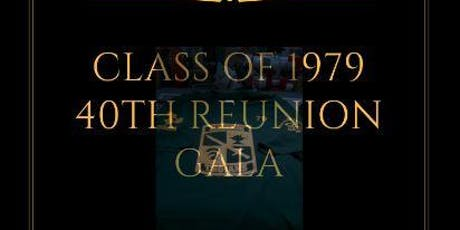 """James Madison High School Class Of 1979...40th Year Class Reunion"" tickets"
