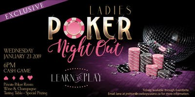 Ladies Poker Night Out
