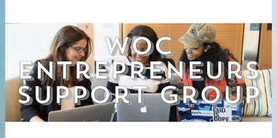 Women of Color Entrepreneurs Support Group