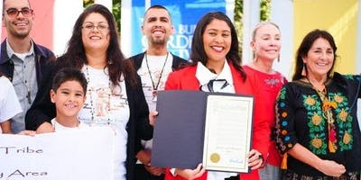 American Indian Heritage Celebration 2018 hosted by Mayor London N. Breed