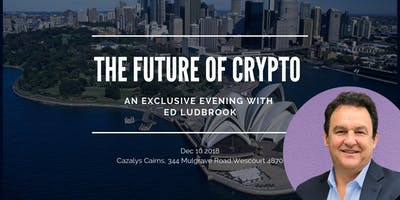 An Exclusive Evening with Ed Ludbrook: Leading Crypto Strategist