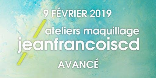 ATELIER MAQUILLAGE AVANCE - 9fevrier 2019