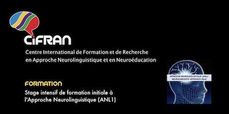 ANL1- Toronto - Stage de formation initiale à l'Approche Neurolinguistique de l'enseignement des langues secondes/étrangères tickets