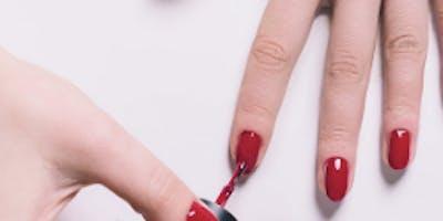 Free Nail Class: How to Polish Nails Like a Pro