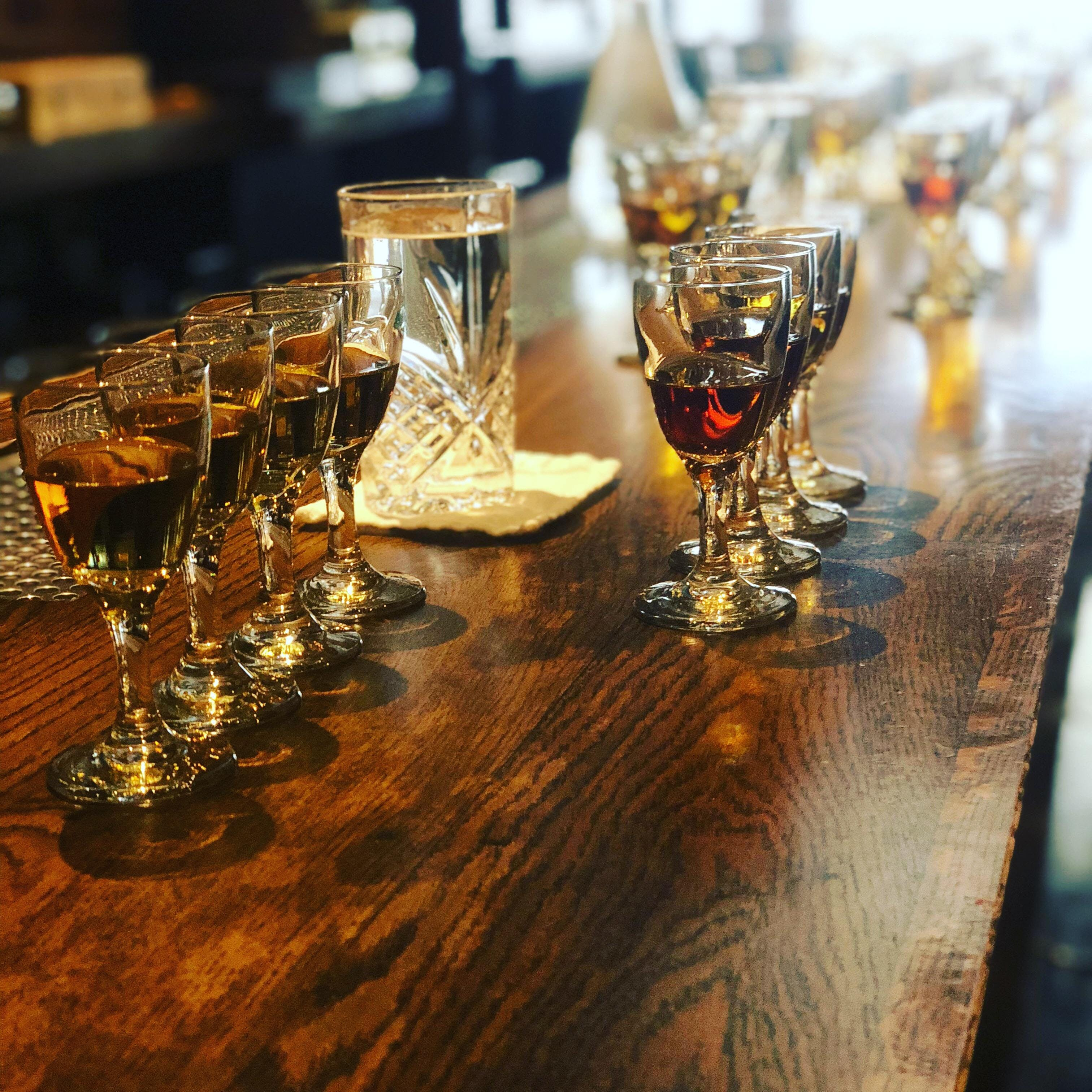 Around the World with Whiskey: Exploration of Irish, Scotch, Japanese and American Whisk(e)y