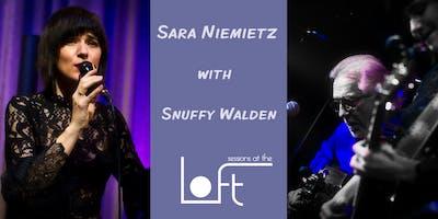 SARA NIEMIETZ and SNUFFY WALDEN