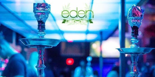 HOOKAH MONDAYS at EDEN