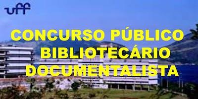 Curso Preparatório para a UFF - Universidade Federal Fluminense / Biblioteconomia