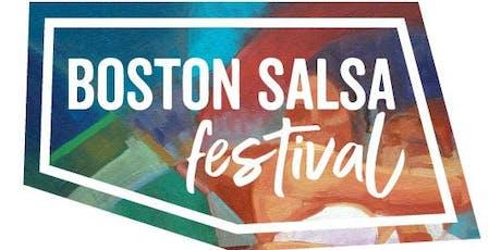 Boston Salsa Festival 2019 tickets