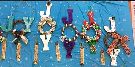 HEALing Embrace Holiday Craft Day!  tickets