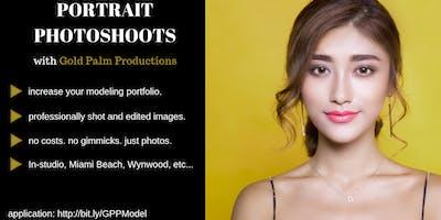 Free Portrait Photoshoots