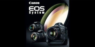 Canon Intermediate/Advanced DSLR Seminar with Mike Monezis -SA