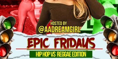 Epic Fridays @ The Living Room