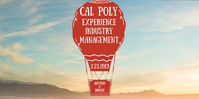 Cal Poly Experience Industry Management Auction & Dinner 2019