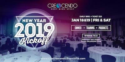 Crescendo 2019 New Year Kickoff