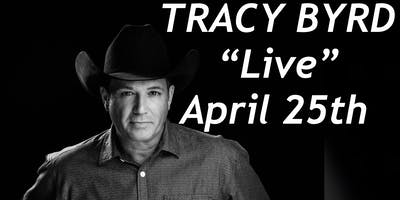 "Tracy Byrd ""Live"" at Cahoots, 25 April 2019"