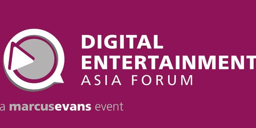 Digital Entertainment Asia Forum