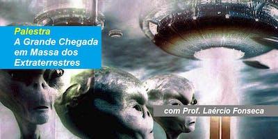 Prof. Laércio Fonseca - Palestra A Grande Chegada